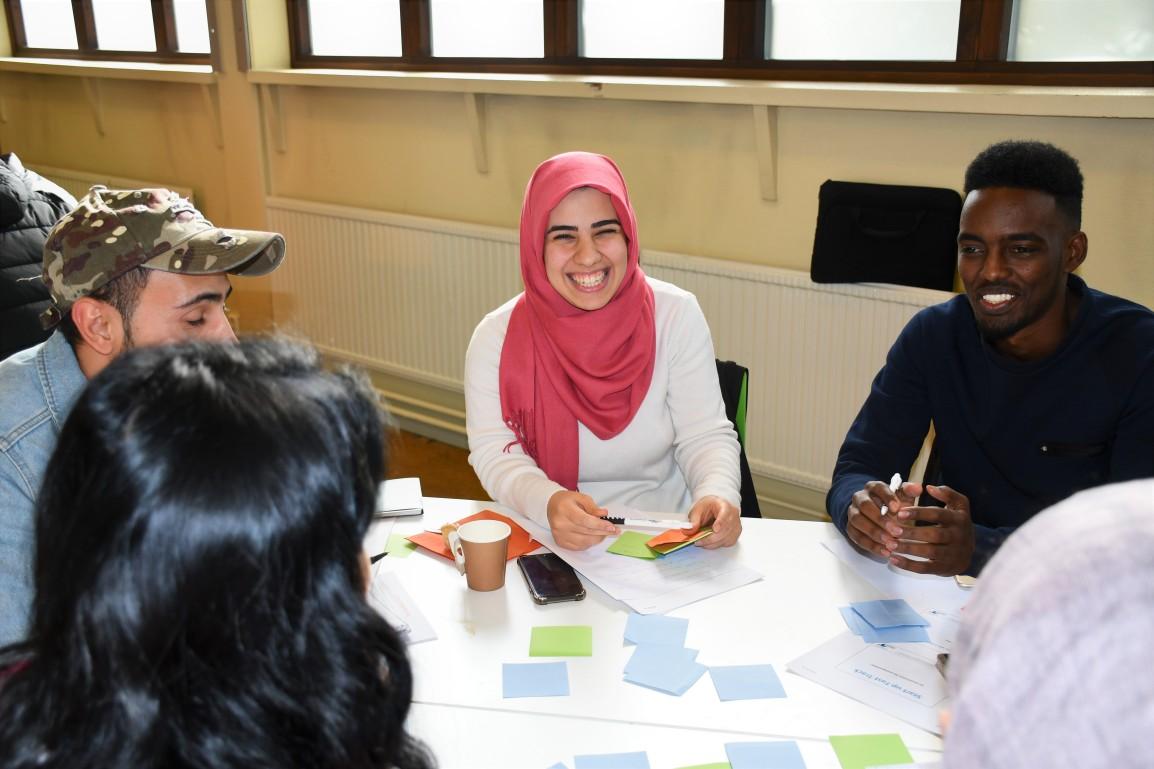 13/11 Start-up Fast Track – snabbspår i företagande för utrikesföddaentreprenörer